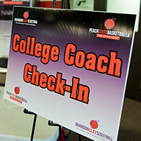 College Coach Check In