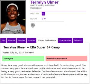 Terralyn ulmer 200
