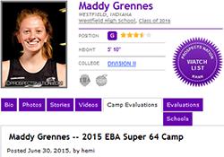 Maddy Grennes 250