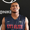 Atlanta, GA - MAY 27: Nike EYBL. Session 4. Nick Honor #10 of E1T1 (Photo by Jon Lopez)
