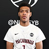 Atlanta, GA - MAY 27: Nike EYBL. Session 4. Quade Green #1 of the PSA Cardinals (Photo by Jon Lopez)