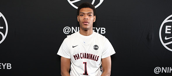 Class of 2017 point guard Quade Green of Philadelphia, Penn., is one of the ELITE point guards in the nation. Photo cred - Jon Lopez/Nike