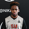 Atlanta, GA - SUNDAY, MAY 29: Nike EYBL. Chris Lykes #3 of Team Takeover Session 4. (Photo by Jon Lopez)
