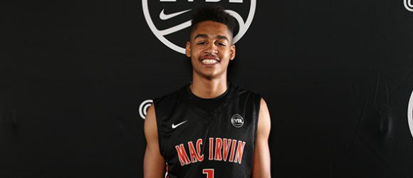 Class of 2017 guard Jordan Poole of Milwaukee, Wisc., had a big year with Mac Irvin Fire. Read about the Michigan commit on his #BCSReport Player Card. Photo cred - Jon Lopez/Nike