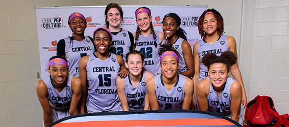Central Florida Elite returned to the top of the summer circuit with a highly talented roster. They used the @PSBEvent circuit to gain a high profile exposure in 2016. Photo cred - Ty Freeman/#PSBTipOffClassic