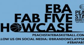Feb. 17-18, 2018 – #EBAFab5 Girls Middle School Showcase