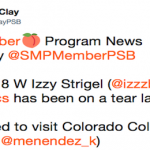 BrandonClayScouting.com: #SMPMember News – Strigel visits Colorado College – January 25, 2018