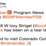 BrandonClayScouting.com: #SMPMember News – Strigel visits Colorado College – January 25, 2018