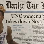 #BrandonClayScouting: UNC WBB on the Upswing – January 29, 2019