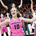 #BrandonClayScouting: Oregon State WBB notches 6th straight 20-win Season – February 20, 2019