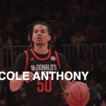 #BrandonClayTV: Cole Anthony Video Evaluation – April 17, 2019