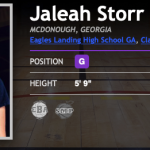 BrandonClayScouting.com: Jaleah Storr – SMP College Recruiting Exposure Member