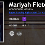 BrandonClayScouting.com: Mariyah Fletcher – SMP College Recruiting Exposure Member