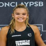 #BClayRecruiting: Chloe Spreen – College Recruiting Program Member